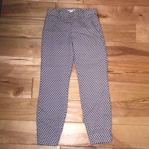 Cute pattern pants